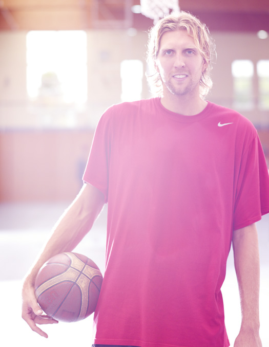 Dirk Nowitzki, Basketballlegende