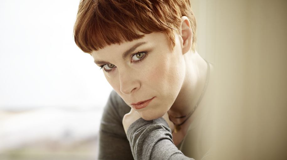 Tana French, American-Irish writer and theatrical actress